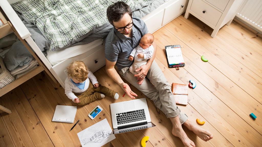 La oportunidad de construir con nuestros hijos a partir de nuestro regreso laboral