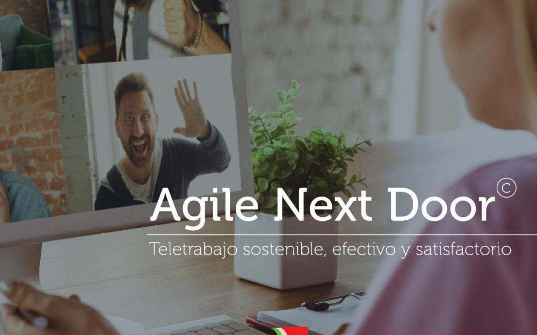 Webinar Agile Next Door©